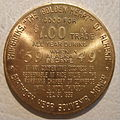 ALASKA, FAIRBANKS -1959 ALASKA STATEHOOD YEAR DOLLAR TOKEN 1959 a - Flickr - woody1778a.jpg