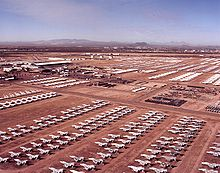 Arizona Air Force Base >> Davis Monthan Air Force Base Wikipedia