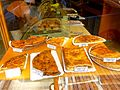 A Coruña - Variedad de empanadas gallegas.JPG