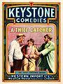 A Thief Catcher (Keystone-Wesfilm House, 1914). British One Sheet (30 X 40).jpg