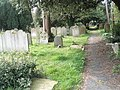 A guided tour of Broadwater ^ Worthing Cemetery (93) - geograph.org.uk - 2344037.jpg