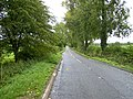 A lane off the A508 road north of Courteenhall - geograph.org.uk - 256555.jpg