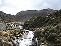 A less turbulent Afon Idwal - geograph.org.uk - 239349.jpg