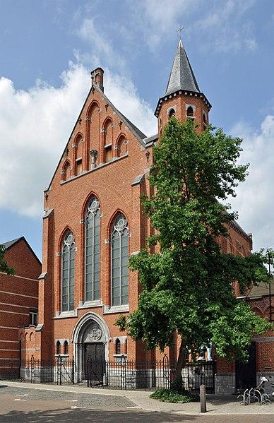 Aarschot (Belgium): St Elisabeth's chapel (built 1904)