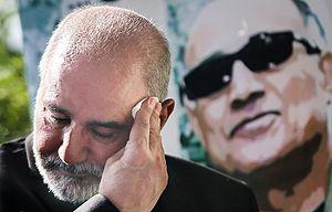 Parviz Parastui - Parastui in Kiarostami Funeral