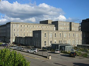 Aberdeen Royal Infirmary - Granite medical wards
