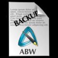 AbiWord Backup.png