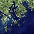 Acadia National Park is one of the most visited parks in America. Original from NASA. Digitally enhanced by rawpixel. - 45628085994.jpg