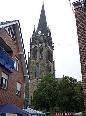 Ascheberg - Saint Lambert Church