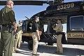 Acting Commissioner McAleenan and POTUS Tour Southwest Border (36608250792) (2).jpg