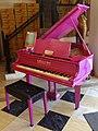 Adahesong Taiwan King Garden pink piano 20170819b.jpg