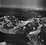 Adams Glacier, valley glaciers, September 12, 1973 (GLACIERS 5647).jpg