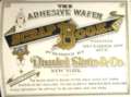Adhesive Wafer Scrap Book published by Daniel Slote and Co NY label .png