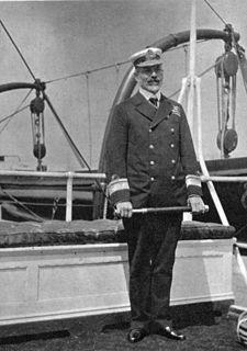 Archibald Berkeley Milne Royal Navy admiral