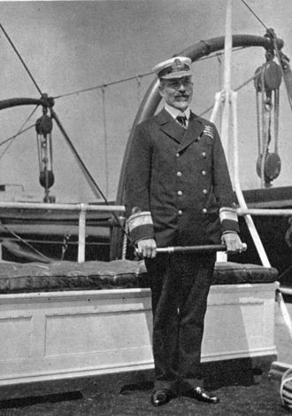 Pursuit of Goeben and Breslau - Admiral Milne