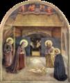 Adorazione del Bambino - Beato Angelico-sans fond.png