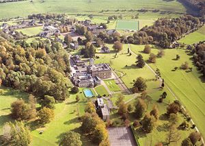 Rendcomb College - The school is set in over 200 acres of Cotswold Parkland