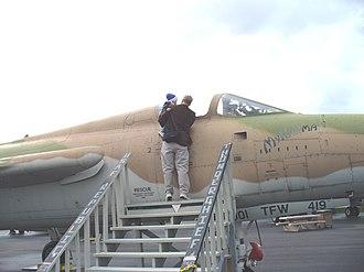 Aerospace Museum of California - Image: Aerospace Museumof California 2