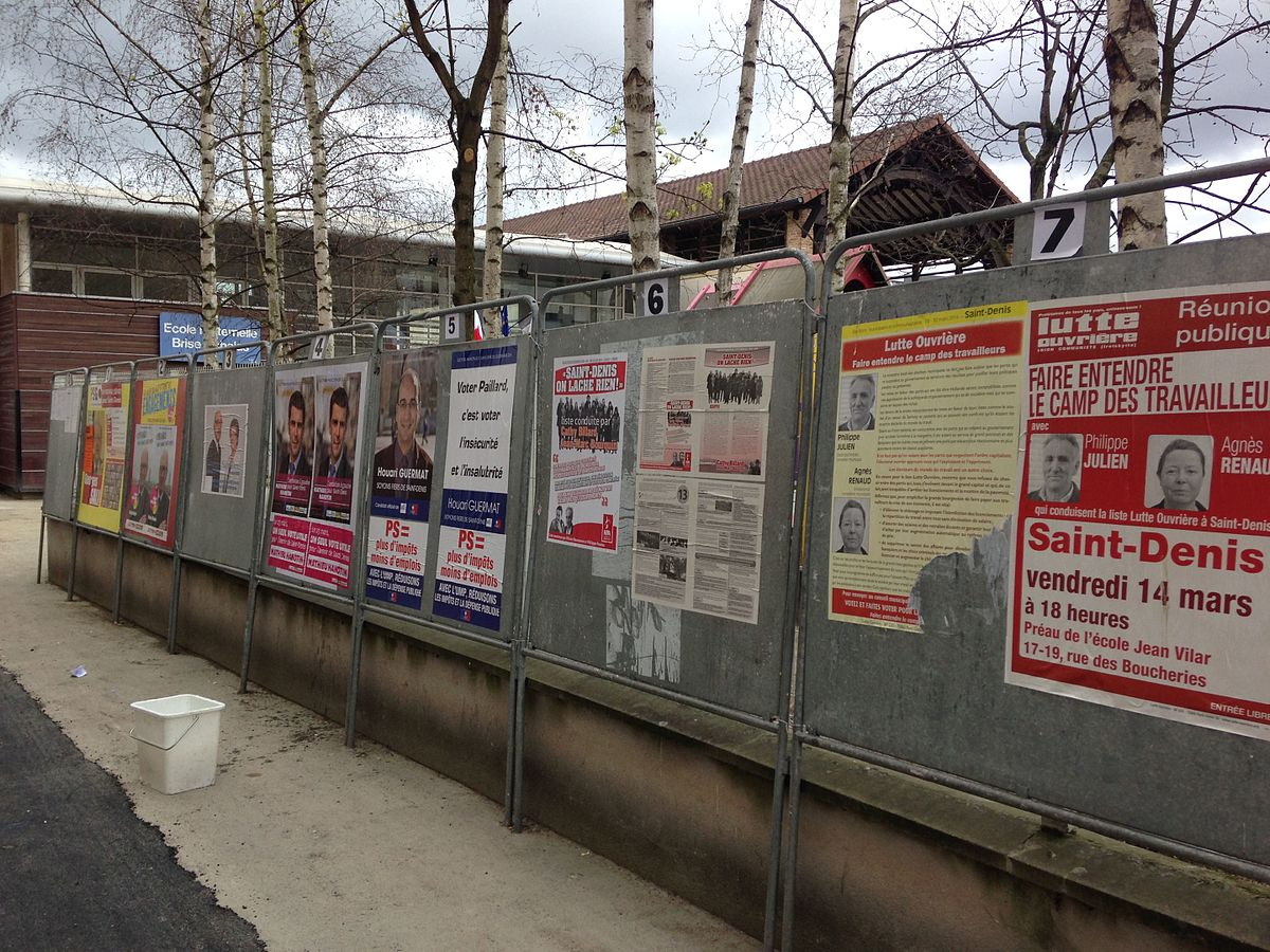 Lection municipale de 2014 saint denis seine saint - Chambre de commerce seine saint denis ...