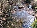 Afon Dwyfach below the Betws Fawr footbridge - geograph.org.uk - 1764538.jpg