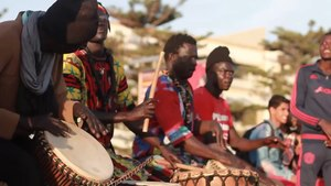 File:African traditional music.webm