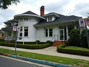 National Register of Historic Places listings in Birmingham, Alabama - Image: Agee House (NRHP) Birmingham, AL