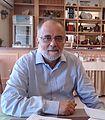 Ahmed Rashid in Bishkek, Kyrgyzstan. 31.03.2014.JPG