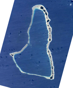 Ailuk Atoll - NASA picture of Ailuk Atoll