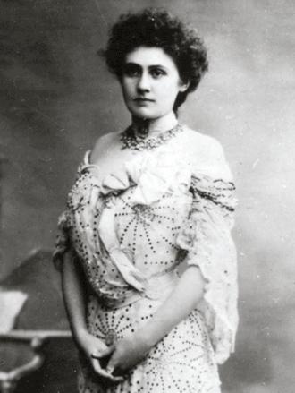 Aino Ackté - Portrait of Aino Ackté