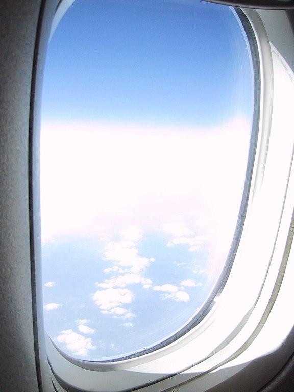 File Aircraft Window Interior Jpg Wikimedia Commons