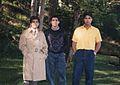 Aizad, Moeed, Riffat. 1986.jpg