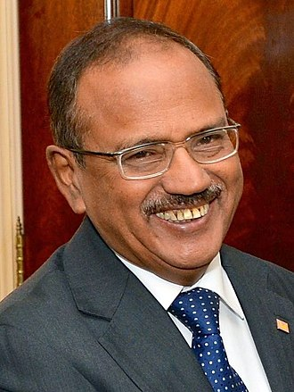 Director of the Intelligence Bureau - Former Director of IB, Ajit Doval