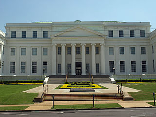 Alabama Department of Archives and History official repository of archival records for the U.S. state of Alabama