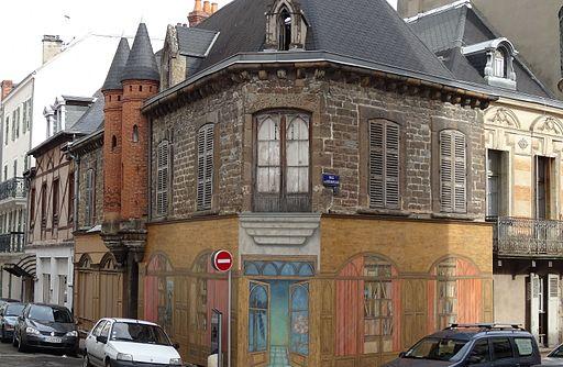 Albert Londres maison natale Vichy