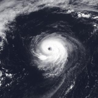 Hurricane Alberto (2000) Category 3 Atlantic hurricane in 2000
