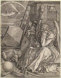 Albrecht Dürer - Melencolia I - Google Art Project (427760).jpg