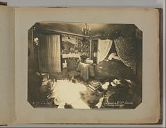 Album of Paris Crime Scenes - Attributed to Alphonse Bertillon. DP263659.jpg