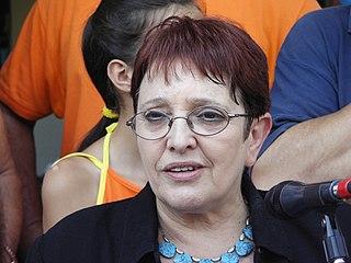 Aleka Papariga Greek politician