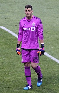Alex Bono American soccer player