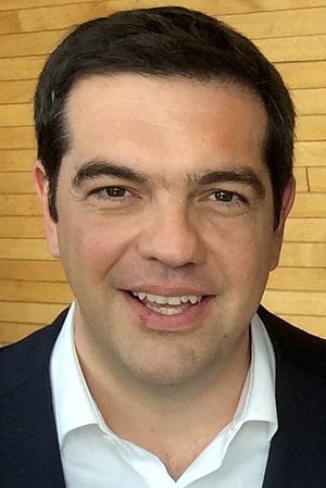 Greek legislative election, September 2015 - Alexis Tsipras