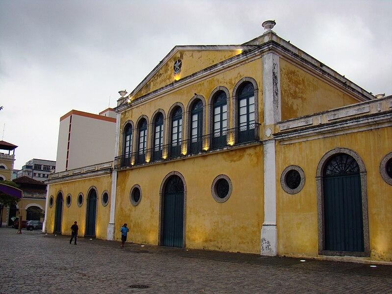 Casa da Alfândega Florianópolis