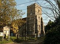 All Saints; the parish church of Purleigh - geograph.org.uk - 757703.jpg