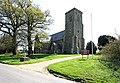 All Saints Church, Besthorpe, Norfolk - geograph.org.uk - 1277927.jpg
