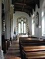 All Saints Church, Dickleburgh, Norfolk - South aisle - geograph.org.uk - 814558.jpg