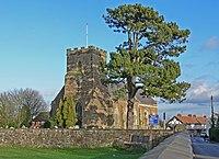 All Saints Church, Thurlaston - geograph.org.uk - 681304.jpg