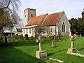 All Saints church - geograph.org.uk - 1692081.jpg