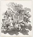 Allegorie op het huwelijk van prins Willem IV en Anna van Engeland, 1734, RP-P-1909-6507A.jpg