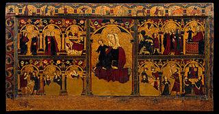 Altar frontal of Jesus' childhood