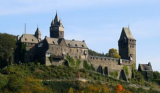 Hostel - The world's first hostel was established in 1912 at Altena Castle in Germany.