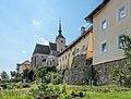 Althofen Pfarrkirche hl. Thomas von Canterbury NO-Ansicht 20082018 4264.jpg